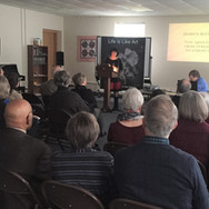 Presentation at Gloria Dei