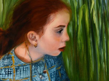 Miriam II - Color Study