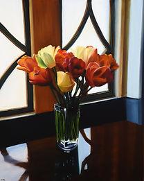 Tulips in Corwall 2