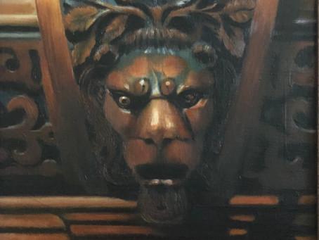 Annapolis Lion