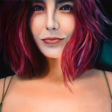 Portrait of Liza