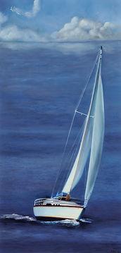 Sailing Near Winona