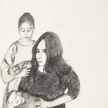 Miriam Comforting Yocheved