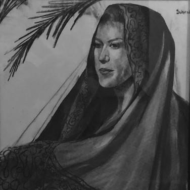 Deborah Under the Palm