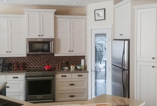 Custom Nanaimo Cabinets