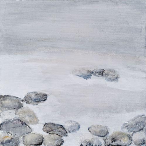 Etre pierre - Stein sein