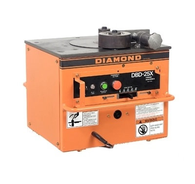 "DBD-25X 7/8"" Portable #7 Rebar Bender"