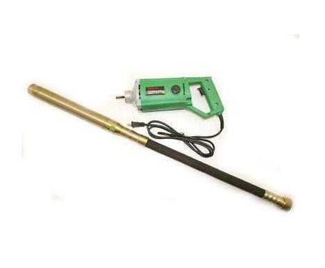 Hand Held Concrete Vibrator 1-1/3 HP w/3' Needle