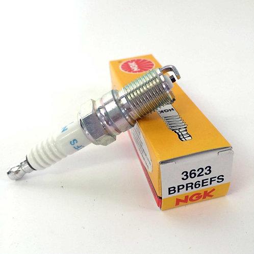 NGK BPR6EFS Standard Spark Plug #3623