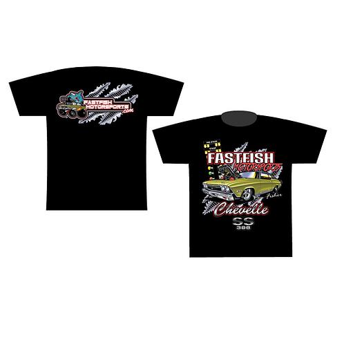 Fastfish Motorsports Tshirt