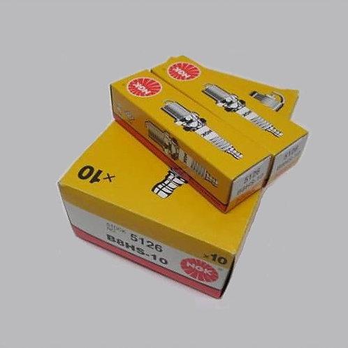 NGK B8HS-10 Standard Spark Plug #5126