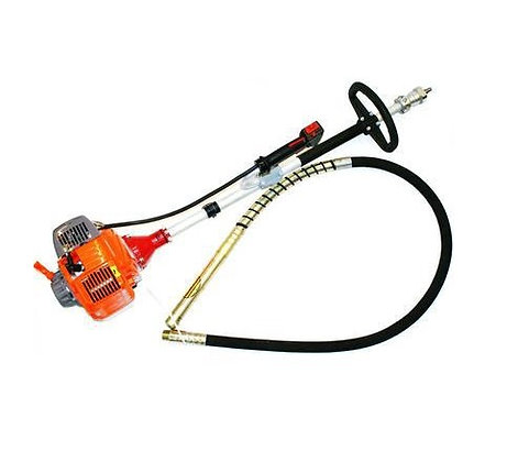HandHeld Gas Concrete Vibrator 1.5 HP w/6' Needle