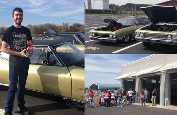 WCHS First Annual Car Show!