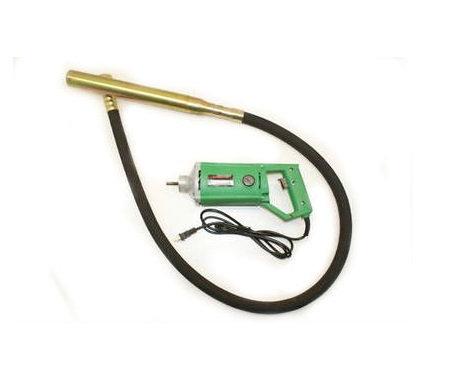 Hand Held Concrete Vibrator 1-1/3 HP w/6' Needle