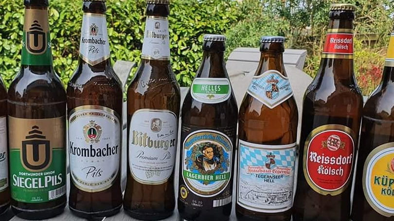 German Lager - Mixed Crate of 20