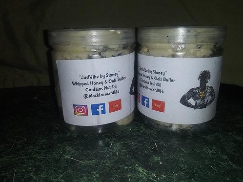 Whipped Honey & Oats Butter