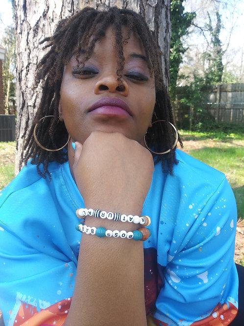 Statement Energy Bracelet (anklets)