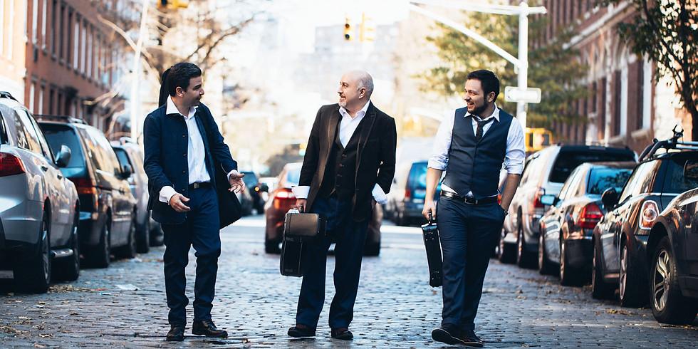 The Secret Trio Concert & Cuisine of Bursa (March 7)