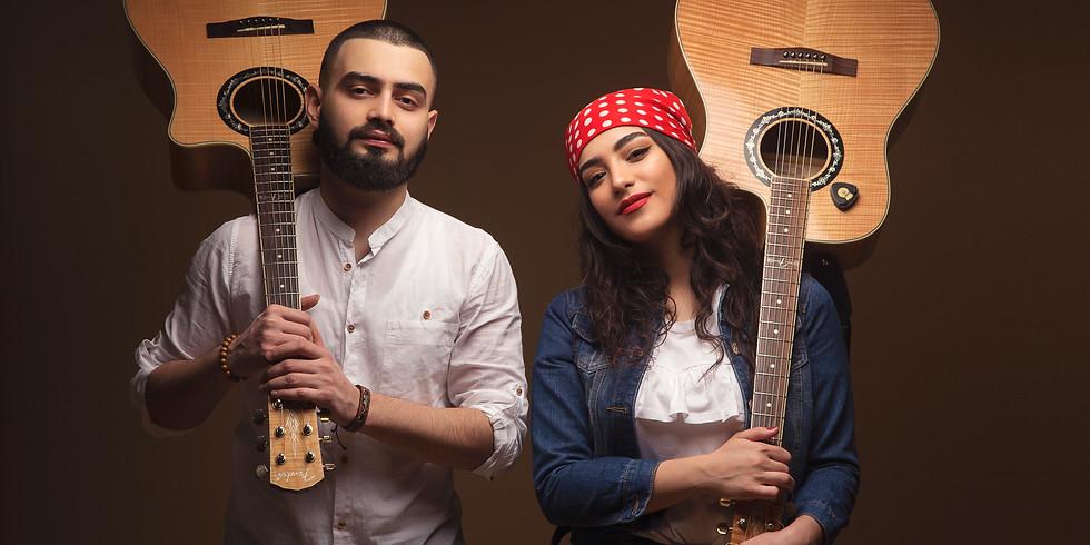 Röya & Rizvan Azeri Novruz Concert & Azeri Cuisine (3/20)