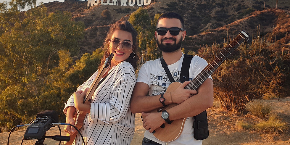 Röya & Rizvan Azeri Novruz Concert & Azeri Cuisine (3/21)