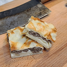 Traditional Pastry (Borek) with Ground Beef - Kiymali Su Boregi