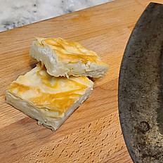 Traditional Cheese Pastry (Borek) - Su Boregi