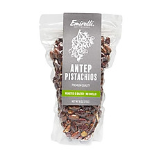 Antep Pistachios - Roasted and Salted 12 OZ