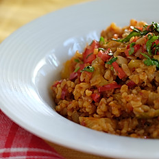Bulgur Rice (Bulgur Pilavi)