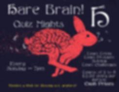 Hare Brain Poster UPDATED NOVEMBER 18.jp