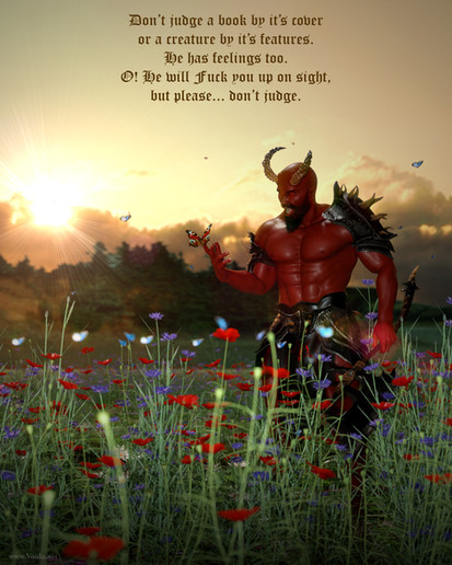 Devil In The Field