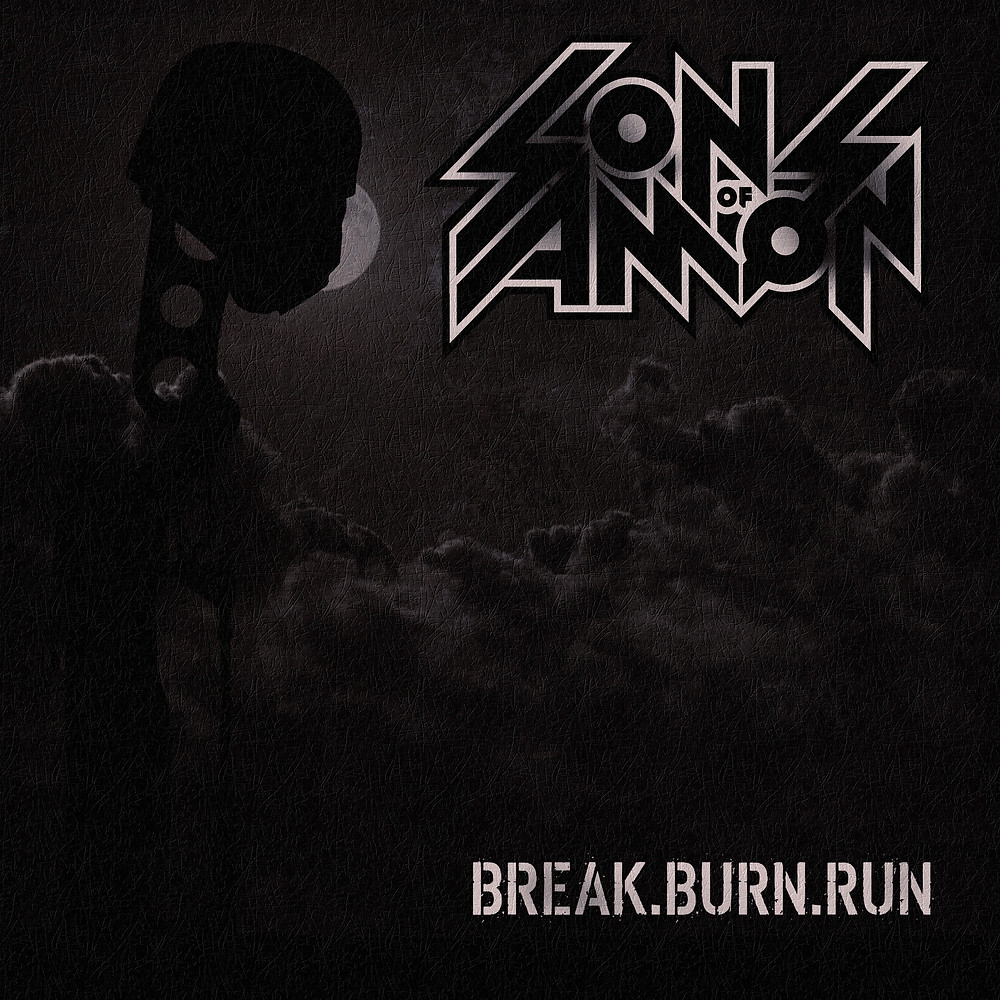 """Back to the Badlands"" series coming to an end with this fast paced cinematic rock track ""Break.Burn.Run""."