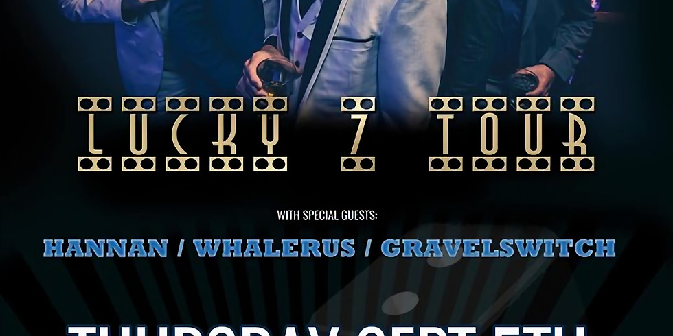 Hinder w/ HANNAN, Whalerus and Gravelswitch