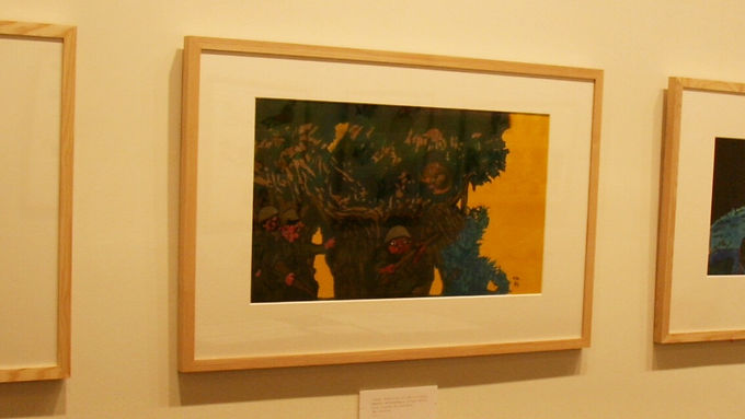 戦後70年特別企画展 戦争を描いた日本の絵本展