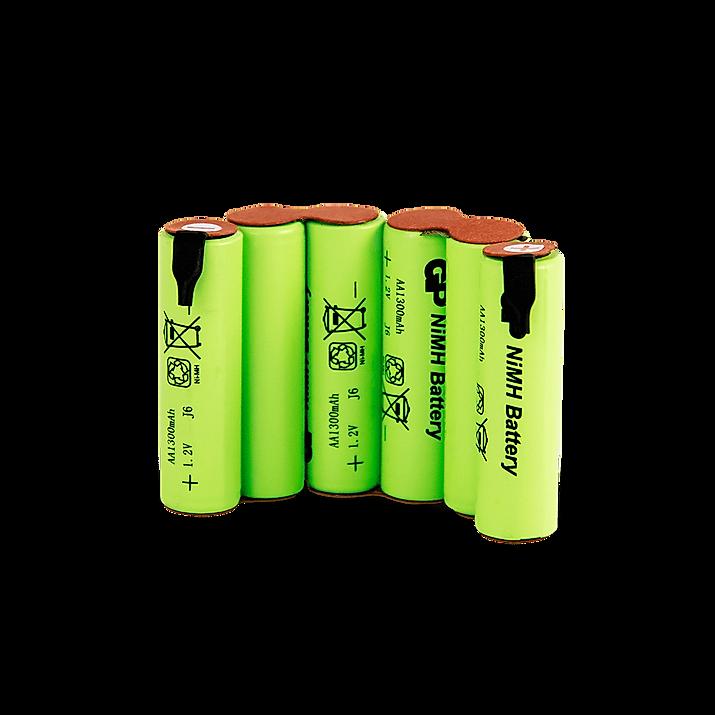GPBM Industry - Banner - NiMH battery pa