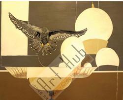 A BIRD DISTINGUISHES US