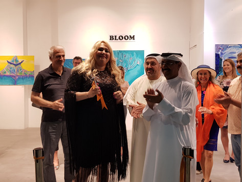 BLOOM Exhibition by Ma Majda Crnisanin