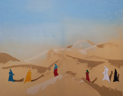 Walk with Bedouins 2