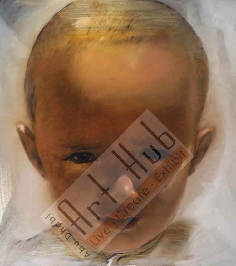 2 YEAR OLD SHEIKH KHALIFA BIN ZAYED