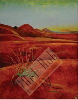 DAWN IN THE FERTILE DESERT