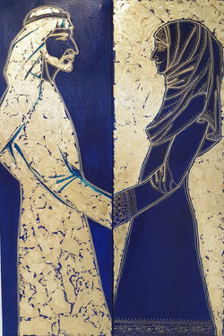 Duality (Diptych)