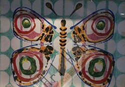 ART AND ARCH BUTTERFLY
