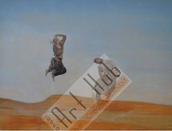 DESERT FLIGHT (JUMP)