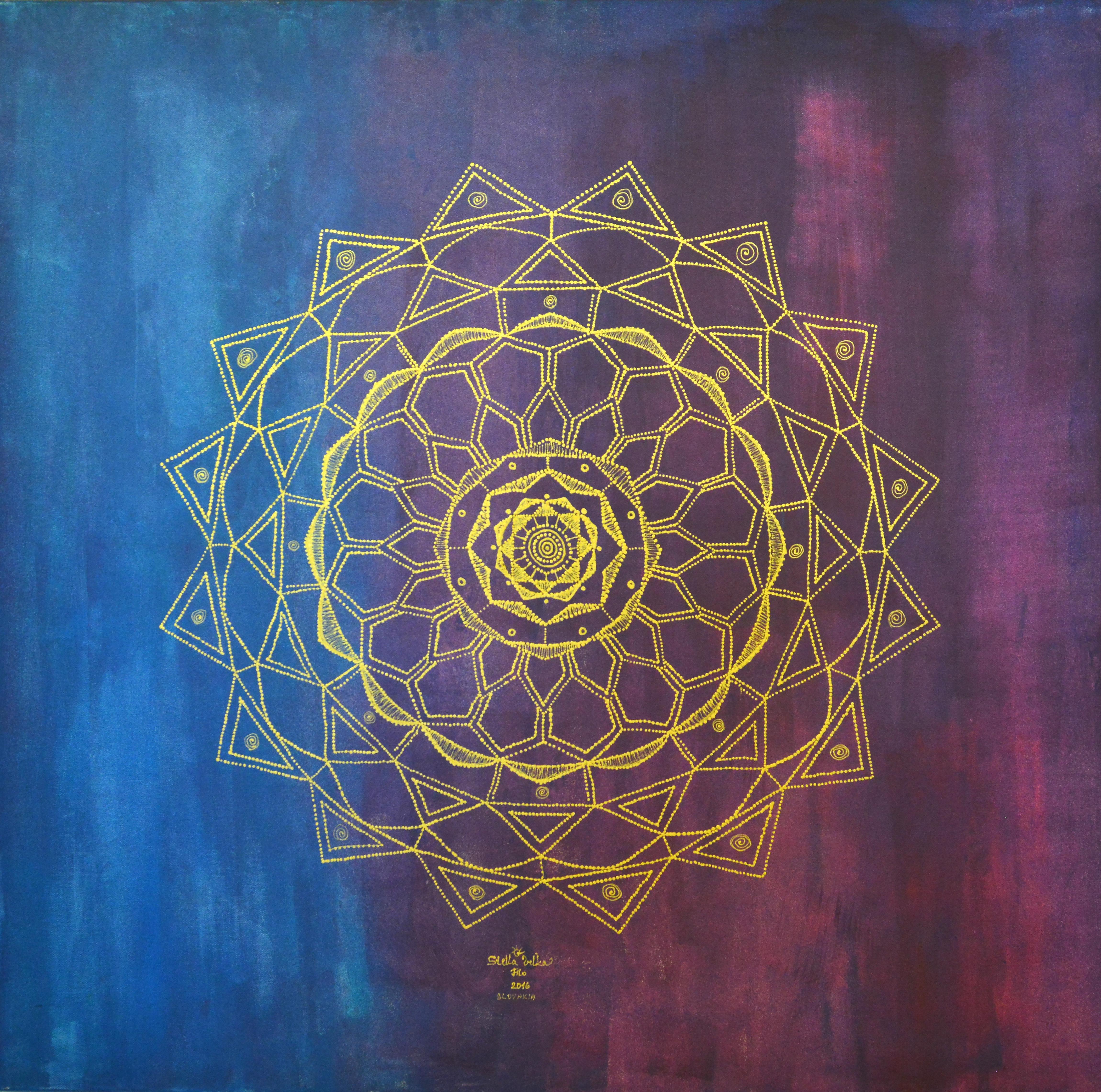 Mandala, Time for Meditation