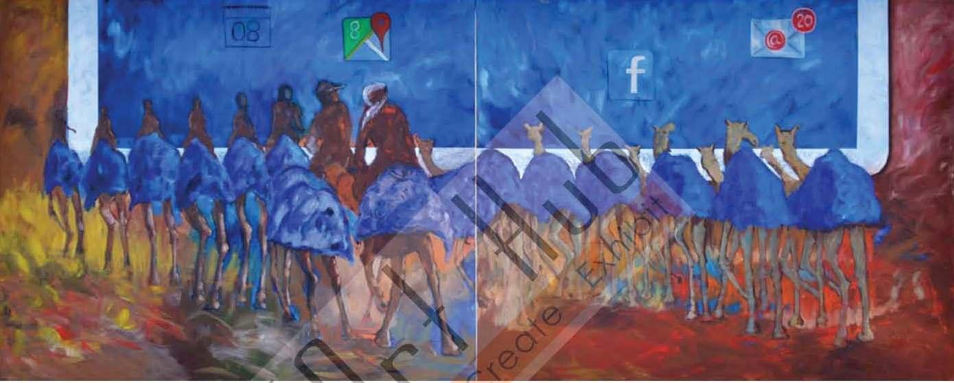 THE MARCH OF ARABIA MODERNIZATION
