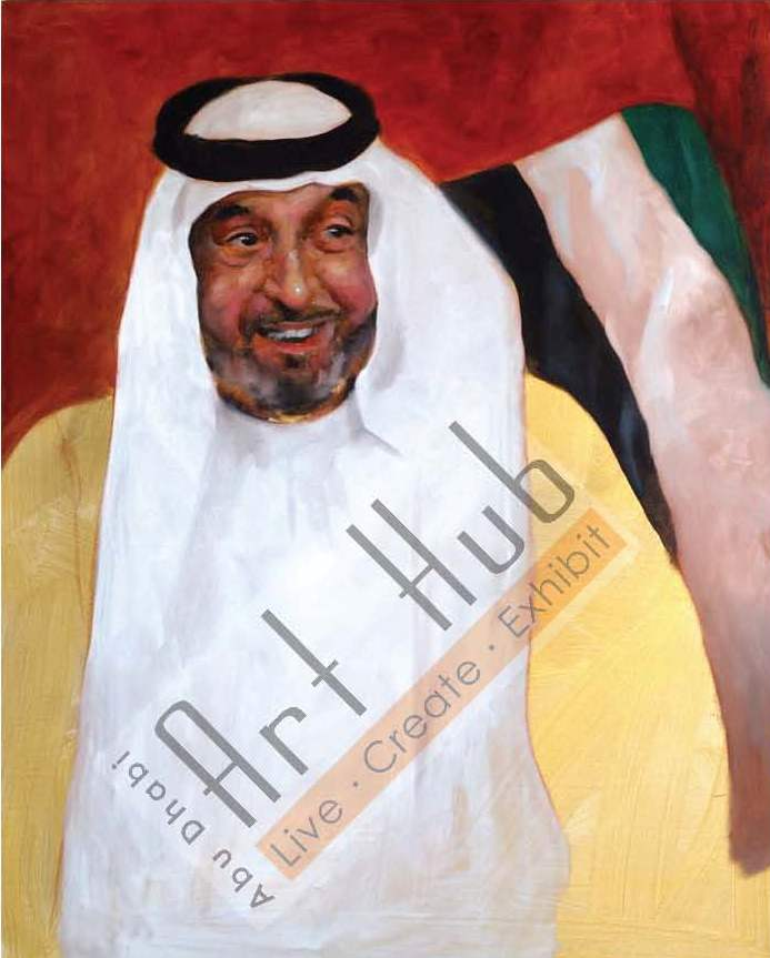 HIS HIGHNESS SHEIKH KHALIFA BIN