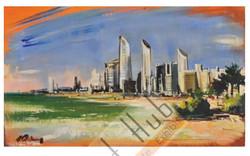 ABU DHABI - SOLD