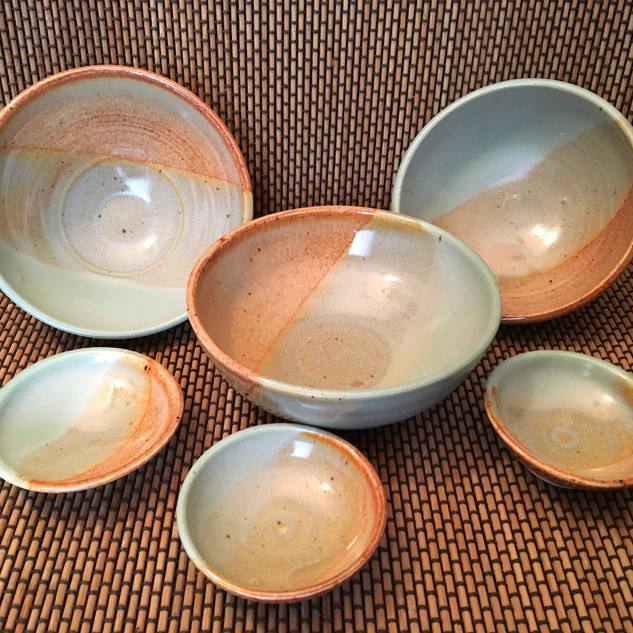Handmade bowls for People 2