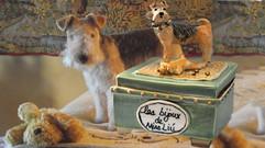 custom Lakeland Terrier Keepsake.eldoop