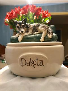 Dakota's Keepsake Urn