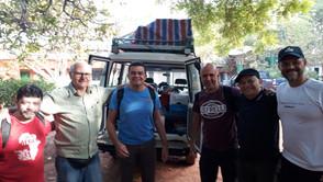 Viagem missionária para Guiné-Bissau - Janeiro/Fevereiro